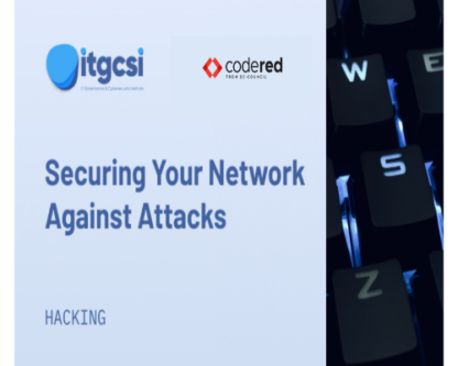 securing your network against attacks