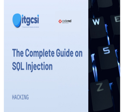 the complete guide to sql injection